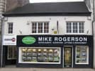 Mike Rogerson office in Morpeth